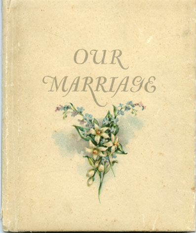 Howard Abbott and Ella Boggs Marriage Book Cover