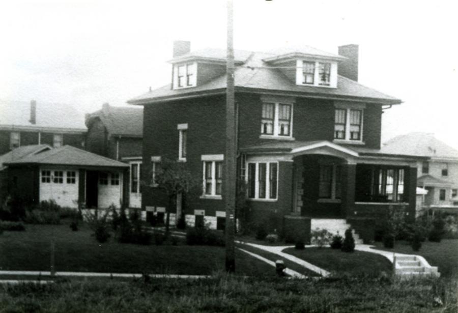 Jacob abbott house for Abbott house