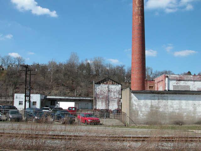Abbott Ice and Packing Plant