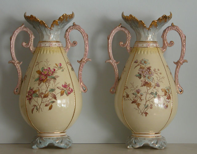 Edward and Elizabeth Jacob Abbott's Vases